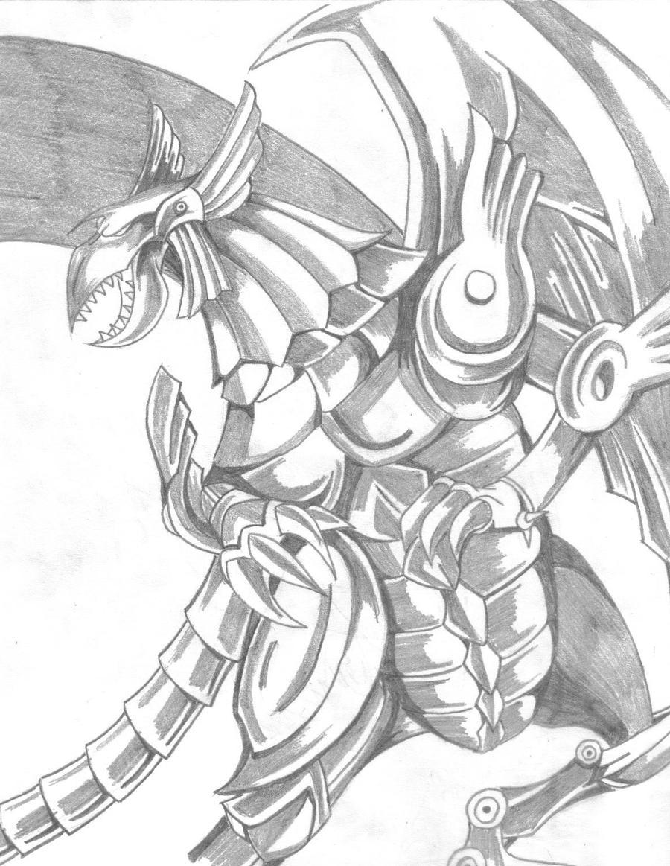 Winged Dragon Of Ra By Kaztle 8
