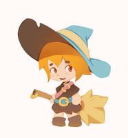 Witch kid