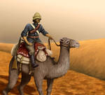 Camel Corps trooper