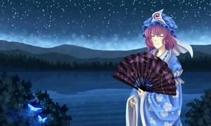 Lady Yuyuko