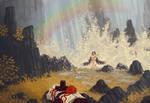 The Waterfall of Nine Heavens