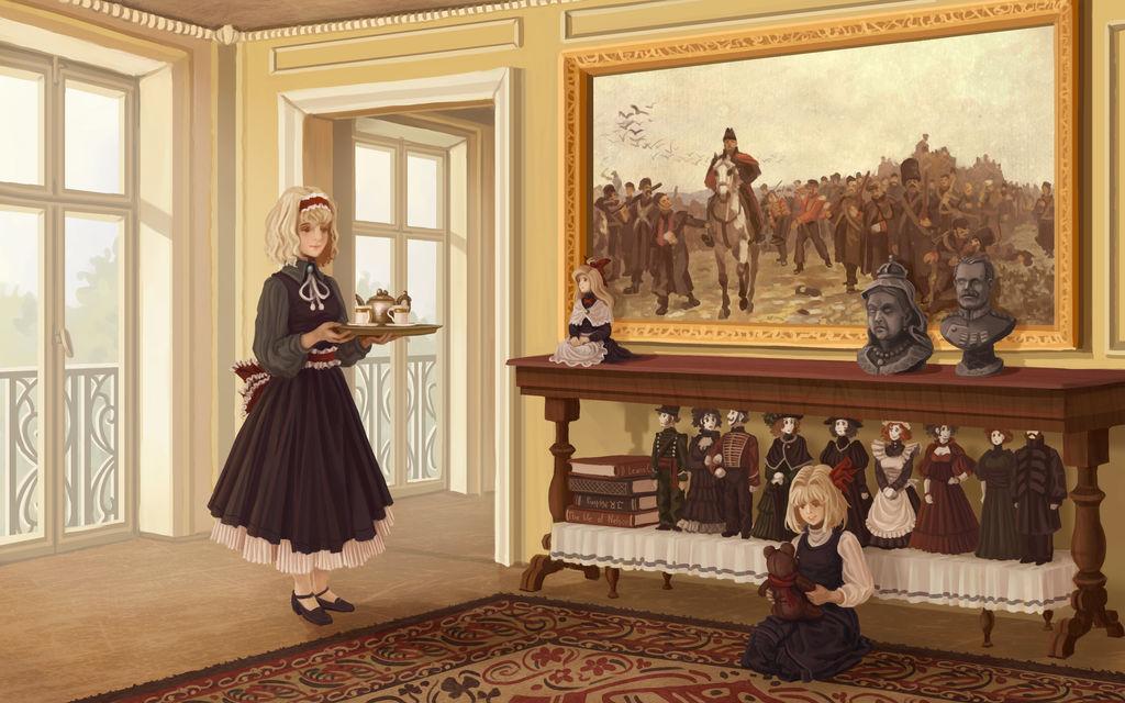 Victorian Alice