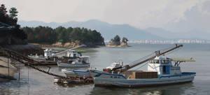 Coast of Miyajima