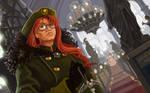 Gate Keeper of Scarlet Devil Mansion