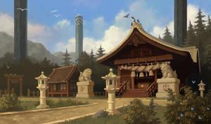 Moriya Shrine II