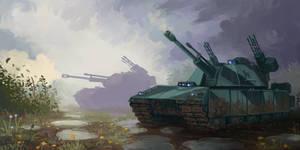 Corrinthyan Tanks