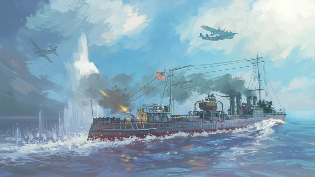 USS Peary