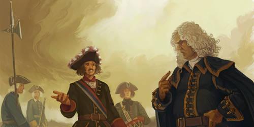 General Roos' surrender