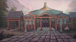 Myouren Temple