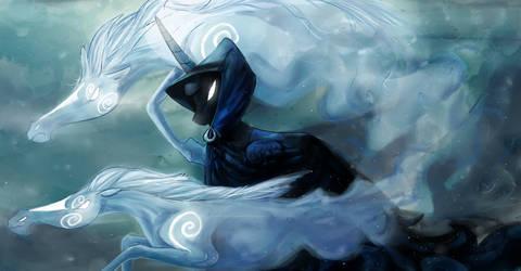 Luna`s Future by YargoElster