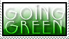 Going Green - Stamp