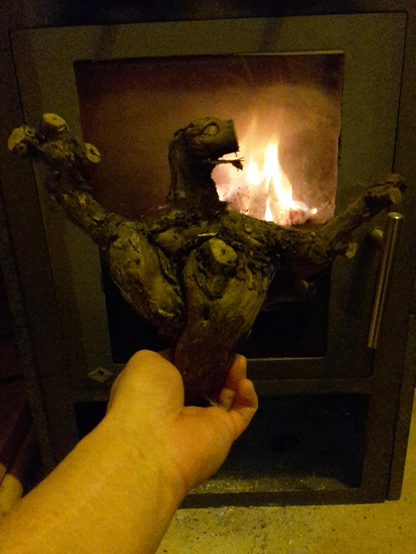 awesome piece of wood by das-chu