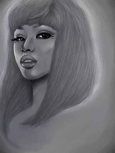 Nicki minaj by cameron 18 on deviantart nicki minaj by cameron 18 voltagebd Image collections