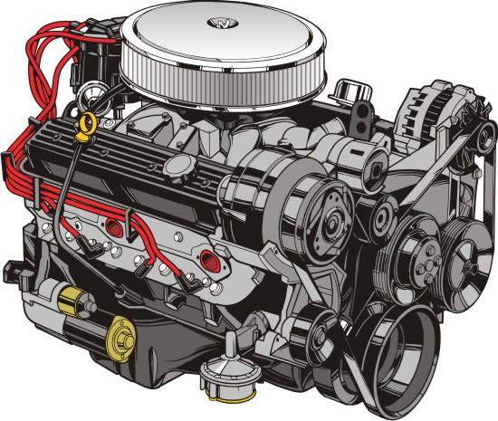 ZZ4 350 Motor by Bmart333 on DeviantArt