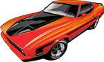 70's MACH1 Mustang
