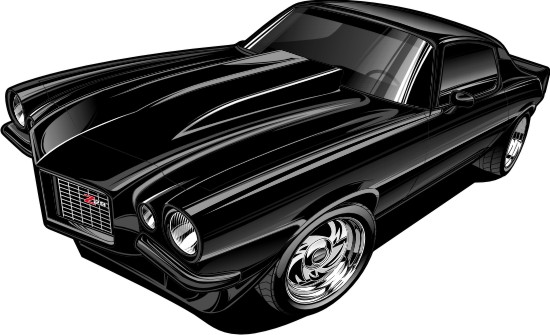 Camaro Drawings And Such | Page 6 | NastyZ28.com