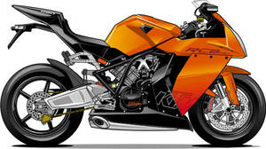 KTM RC8 by Bmart333