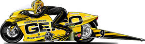 another drag bike