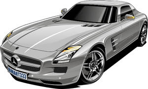 Mercedes 2011 AMG