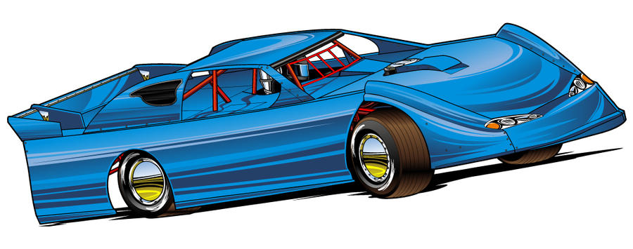 Nother Late Model Vector By Bmart333 On DeviantArt