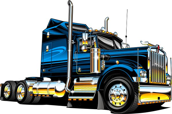 Kenworth Clipart 2012 W900 By Bmart333