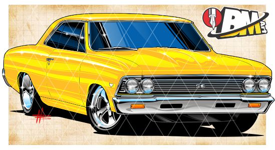 1966 Chevelle 12212015 by Bmart333