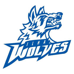 Ilha Wolves Basketball Logo by cesarbarbosa