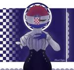 Croatia countryhumans