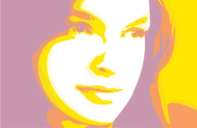 Vector Portrait by annienar