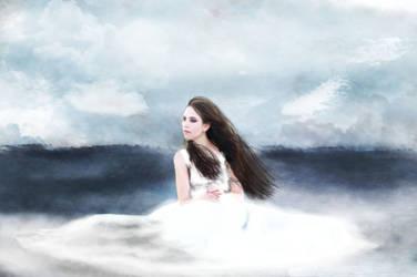 Lake Lady by annienar