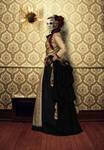 Steam Punk Victorian Girl by annienar