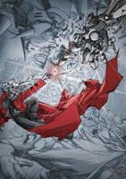 Fullmetal Alchemist by Titancross