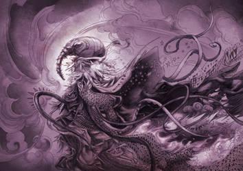 Sandman - The Overture by Titancross