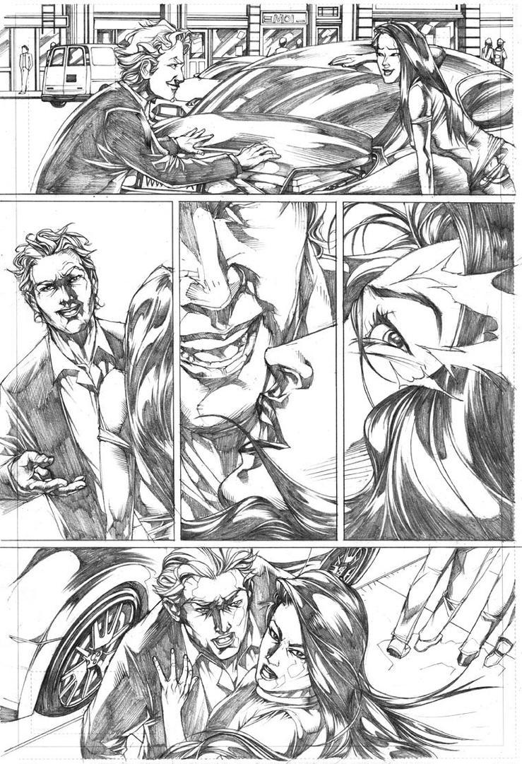 Pg 2/6(Psylocke and Archangel) by Titancross