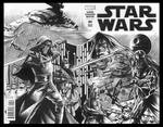 Star Wars blank cover A (1 of 3): Legacy (Inks)