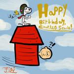 Birthday Tribute to Charles Schulz