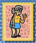 (Art Trade) Mrs. Patricia