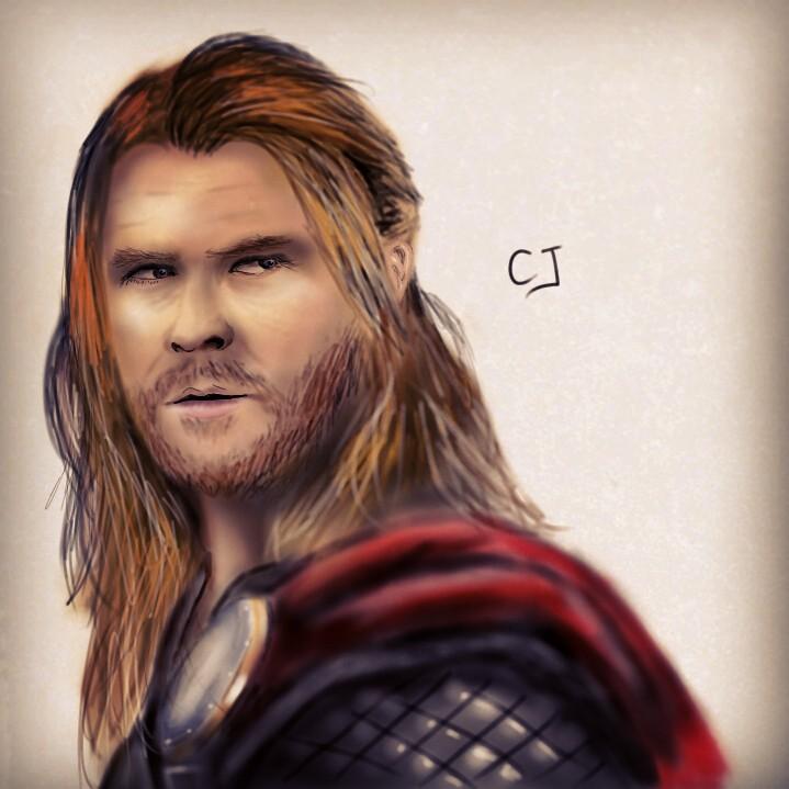 Thor Odinson by calvinjo12 ... - thor_odinson_by_calvinjo12-d6wb7i8