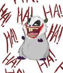 Joker Hamster Doodle Thing