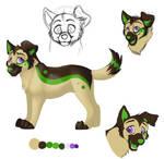 Fursuit Character Design