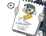 Dinky Dink PV frame 17