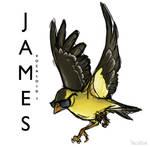 VOCALOID3 James Official April Fools