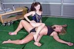 Blondie Wife Queen of Fitness 2
