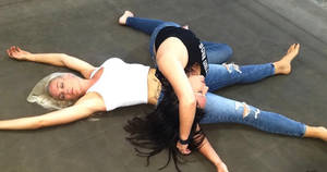 Platinum Fury both unconscious