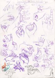 Hands 1 by gabzillaaah
