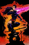 Psylocke-Colored