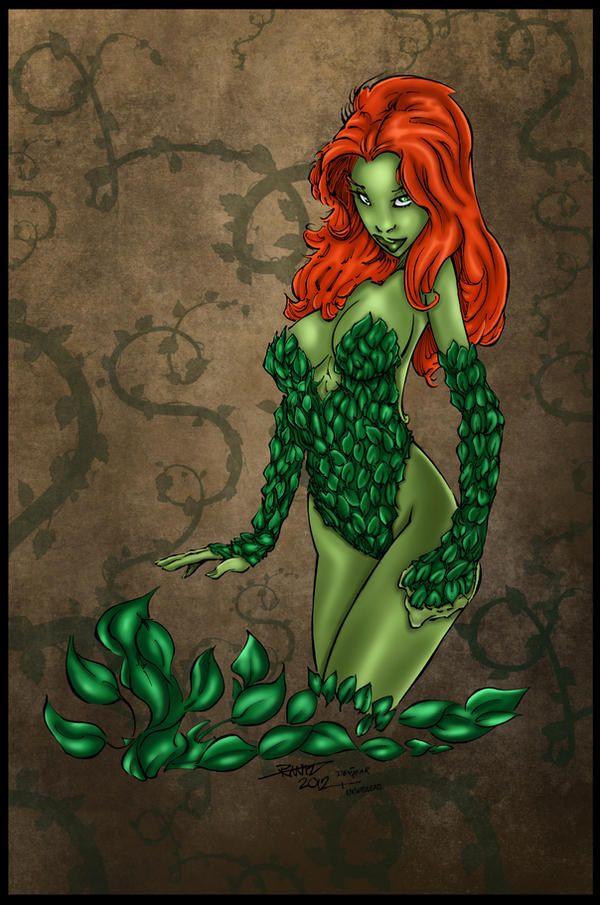 Poison-Ivy Colors by likwidlead