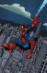 Amazing Spider-Man ~Return of Peter Parker Colors