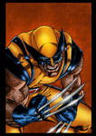 Wolverine Cover Color test