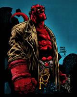 Hellboy-Finch-colored by likwidlead